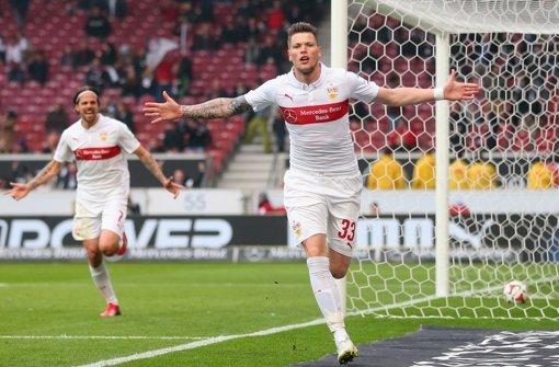 VfB: Ginczek steht zur Wahl