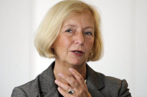 Johanna Wanka soll am Donnerstag als Wissenschaftsministerin vereidigt werden. Foto: dpa