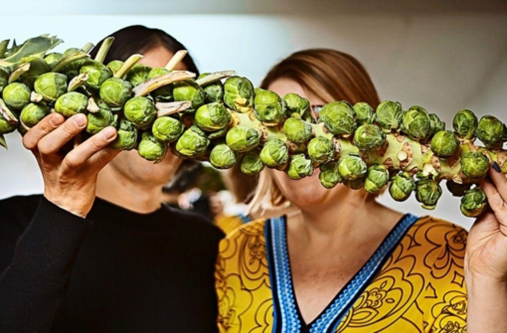 Haben Keine Tomaten Auf Den Augen Sondern Rosenkohl Die Gastgeber Des Secret Supper Clubs