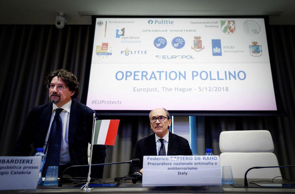 Kampf gegen die Mafia: Das globale Netz der 'Ndrangheta