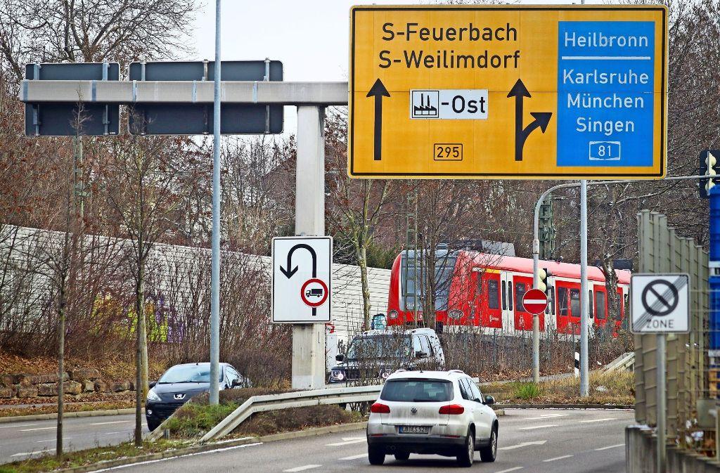 Baumarkt Ditzingen überlastete straßen in ditzingen städtischer verkehr in ehemaligem