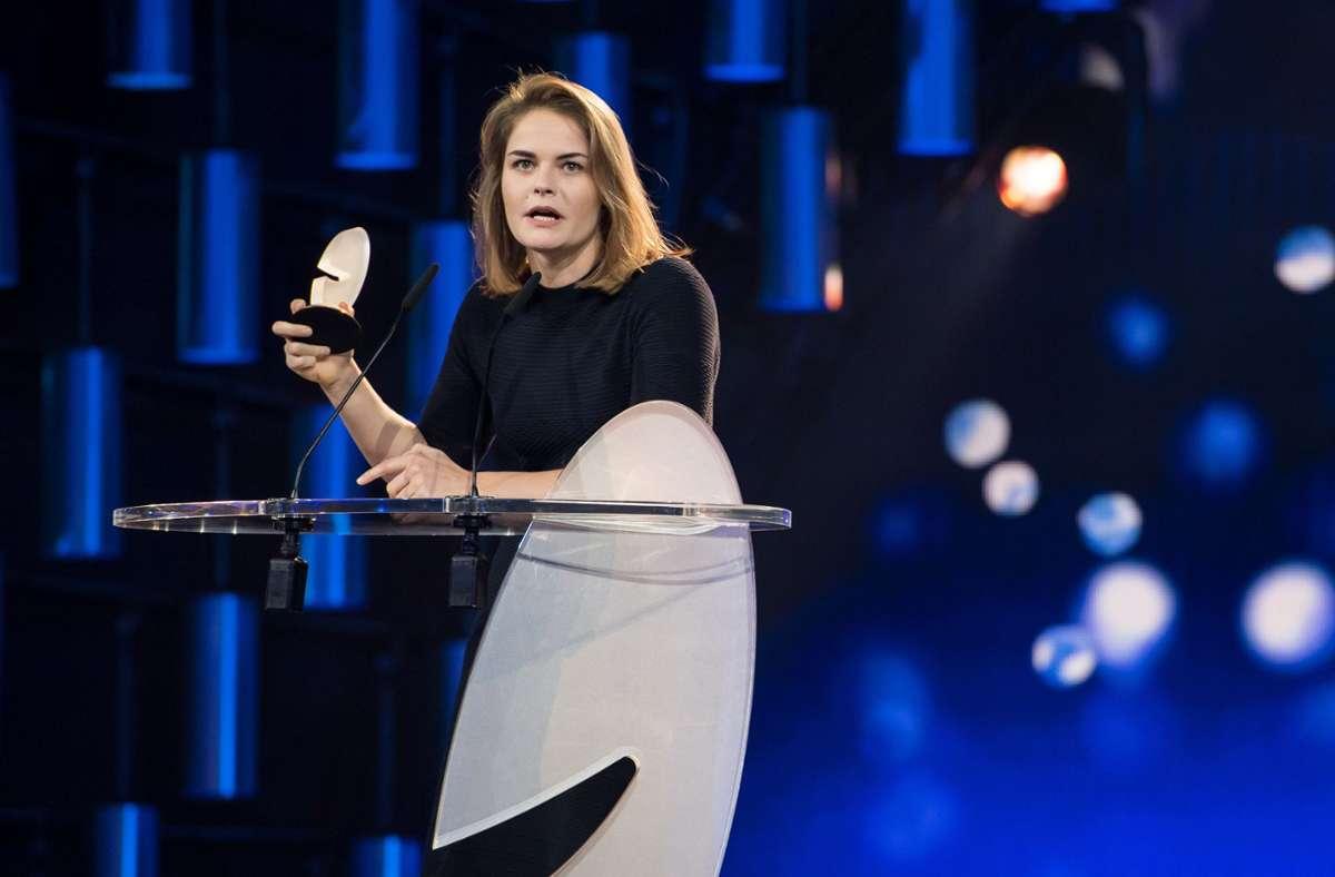 Zdf Heute Show Comedian Hazel Brugger Ist Schwanger Panorama Stuttgarter Zeitung