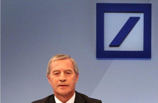Rückschlag für Deutsche Bank