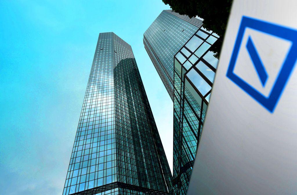 Deutsche Bank Fbi Pruft Neue Vorwurfe Gegen Deutsche Bank Wirtschaft Stuttgarter Zeitung