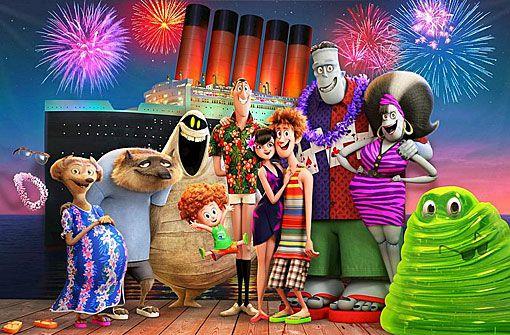 Animation: Hotel Transsilvanien 3 - Ein Monster-Urlaub