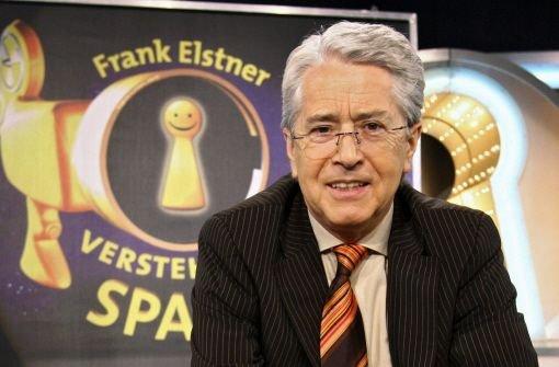 11 bilder der moderator frank elstner ist der wohl prominenteste