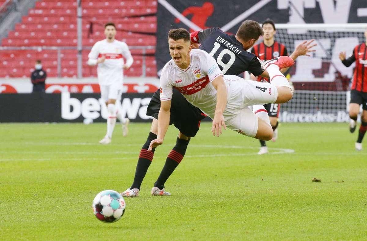Vfb Gegen Eintracht Frankfurt