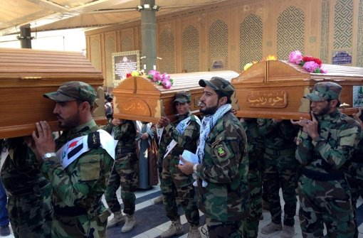 Mindestens 49 Tote bei Gefechten mit IS-Miliz