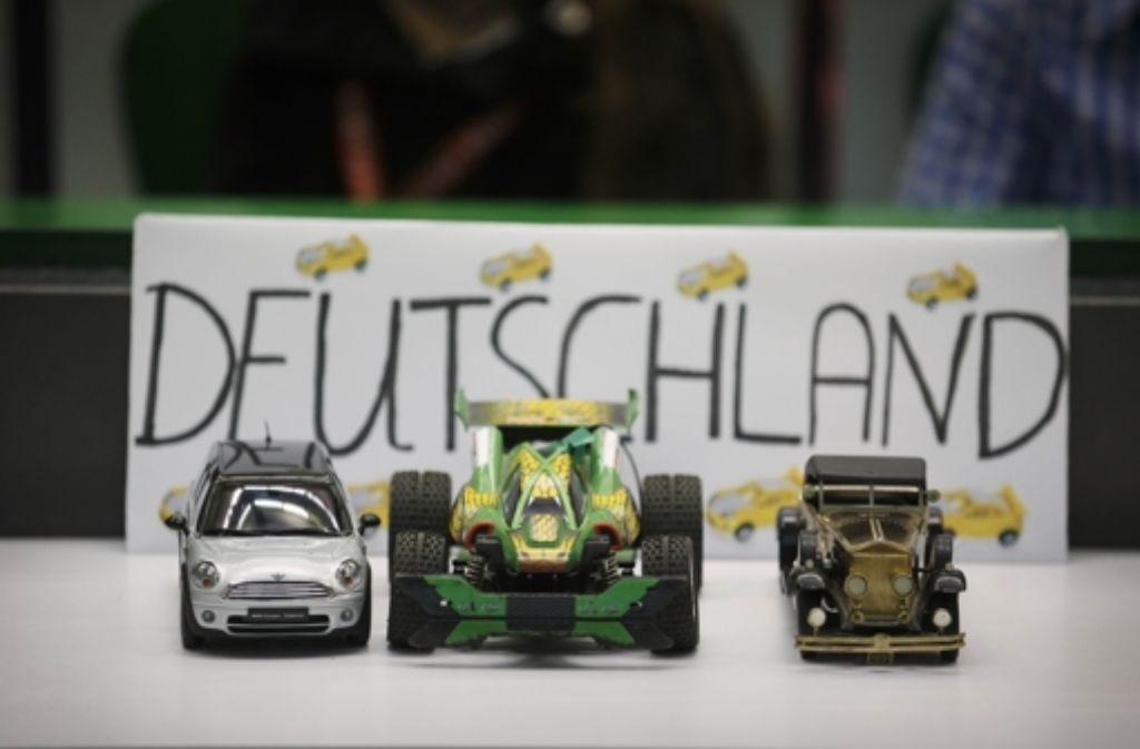 Kinder Uni Tausche Auto Gegen Essen Fotos Stuttgarter Zeitung