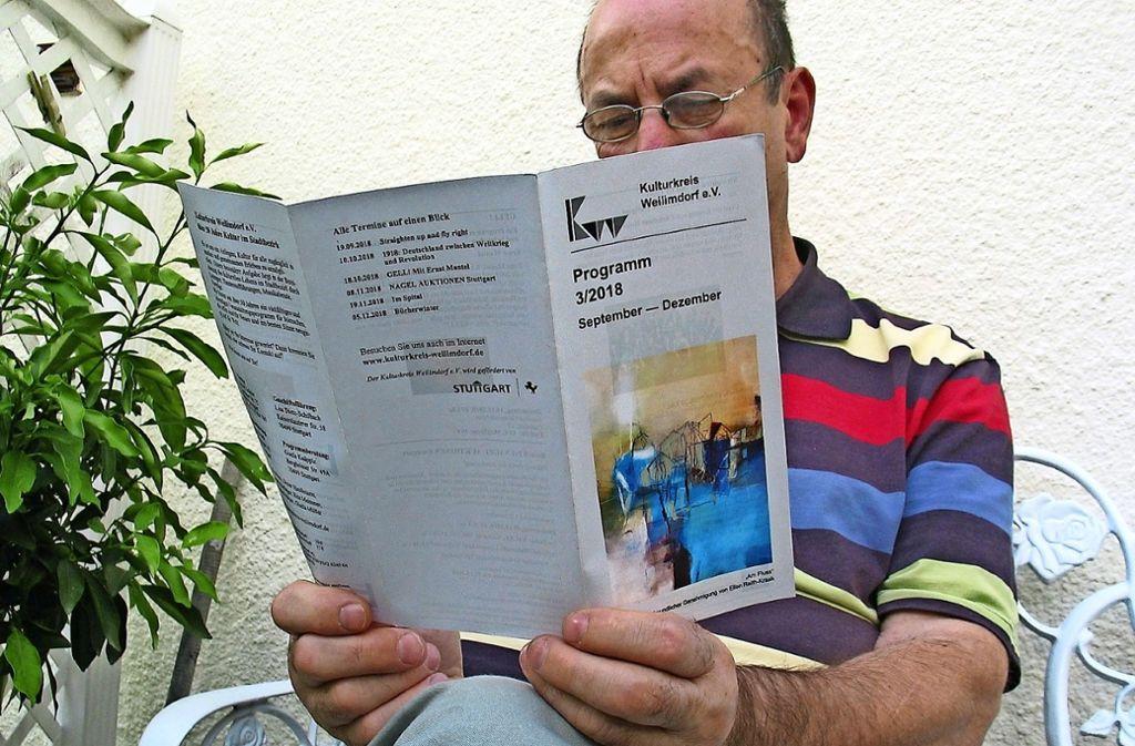 Stuttgart-Weilimdorf: Kulturkreis stellt sein Herbstprogramm vor ...