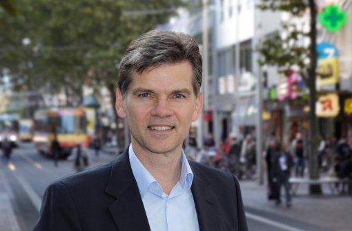 Ingo Wellenreuther aus Karlsruhe wird in den Bundeswahlkampf ziehen. Foto: Archiv