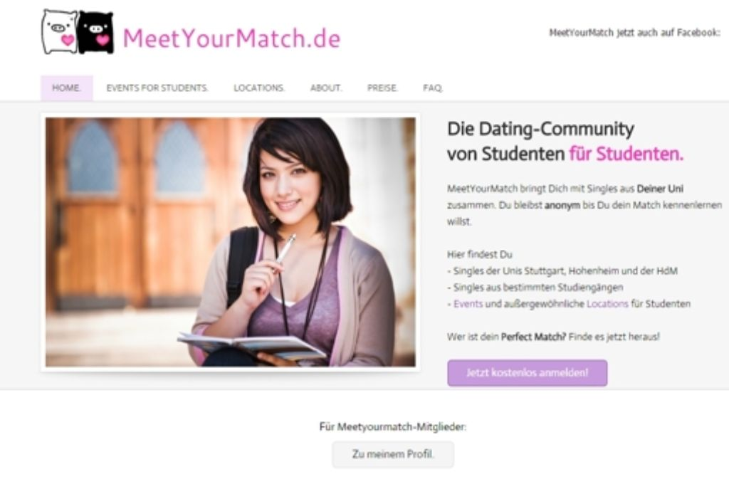 Dating-Website für Metal-Fans
