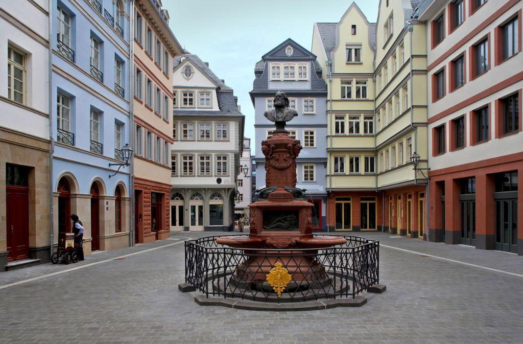 Bekanntschaften frankfurt