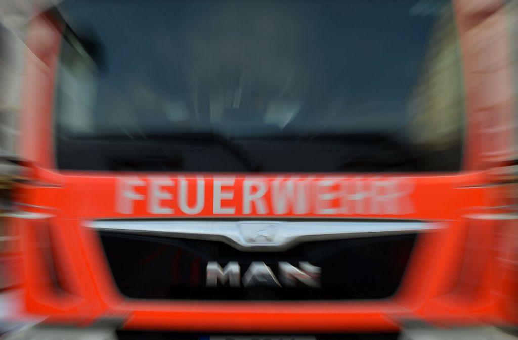 Brand in Esslingen - Feuer in Kellerraum ausgebrochen - Stuttgarter Zeitung