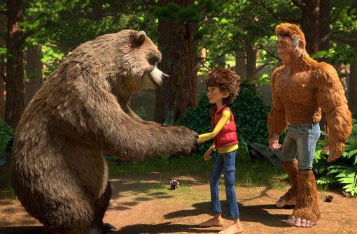 Familienfilm: Bigfoot Junior