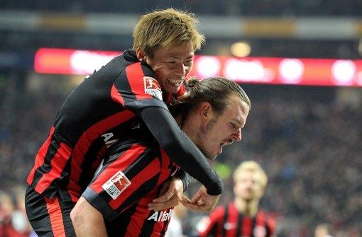 Meier schießt Frankfurt zum Sieg