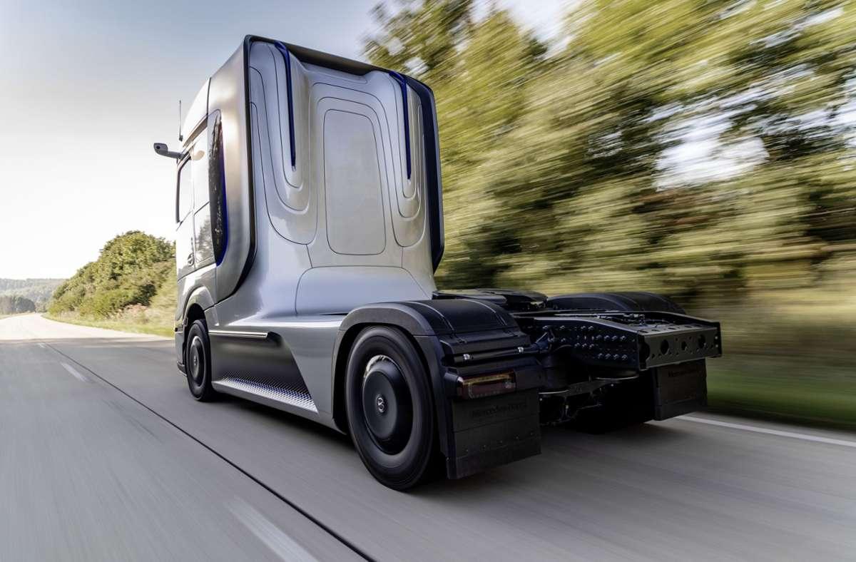 Nutzfahrzeugtochter von Daimler - Warum bei Daimler Truck tausende Jobs gefährdet sind - Stuttgarter Zeitung