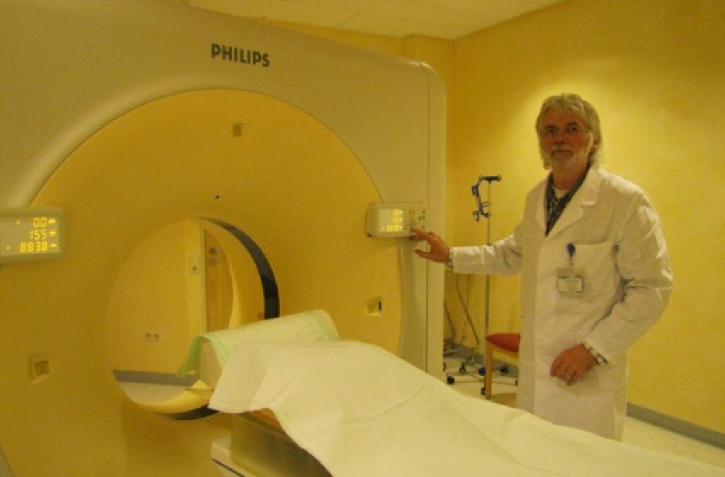 Arztversorgung auf den Fildern: Nur noch ein Radiologe auf den ...