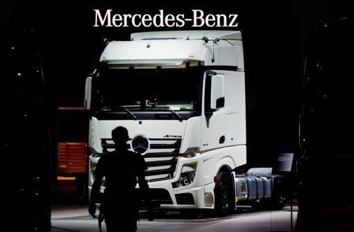 Daimler legt 600 Millionen Euro zurück