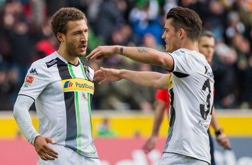 Gladbach auf Champions-League-Kurs