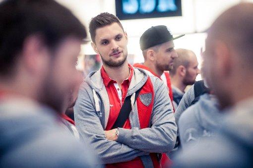 VfB-Profis stecken im Streik fest