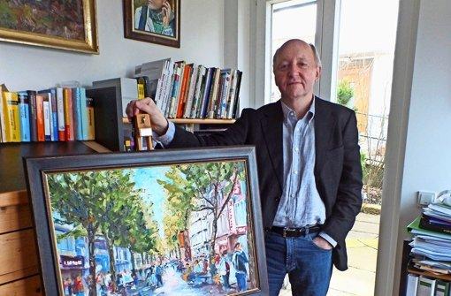 Ein Kardiologe wird zum Kunstmaler