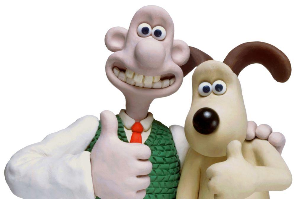 Der Erfinder Wallace Und Sein Hund Gromit Waren Die Stars Bei Aardmann Bis Nebendarsteller Shaun
