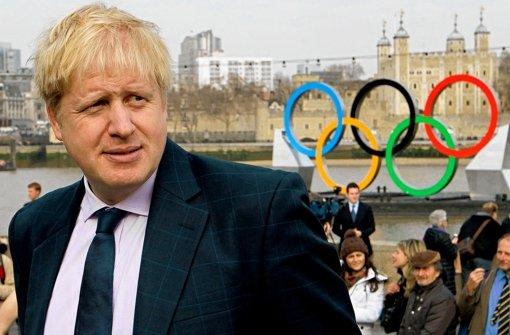 Die Londoner schätzen an ihrem Bürgermeister das  lose Mundwerk. Foto: AP