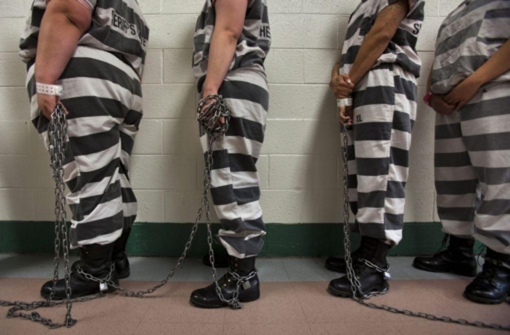 Gefängnisse in Ägypten: Nackt und verloren - Politik