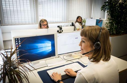 Teledoktor behandelt  im Netz und am Telefon