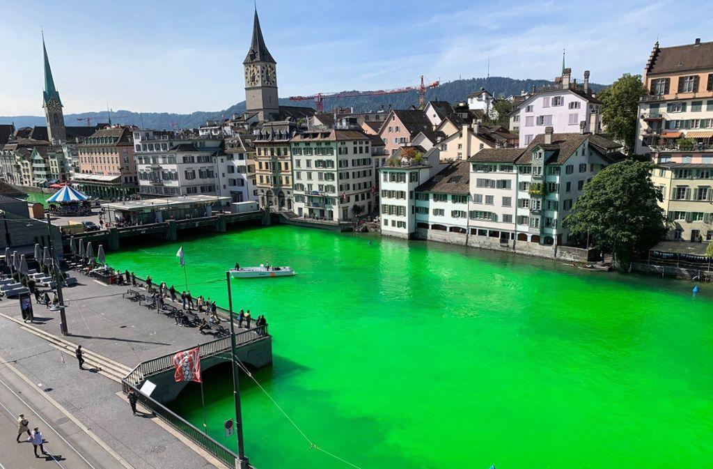 Zürich bekanntschaften