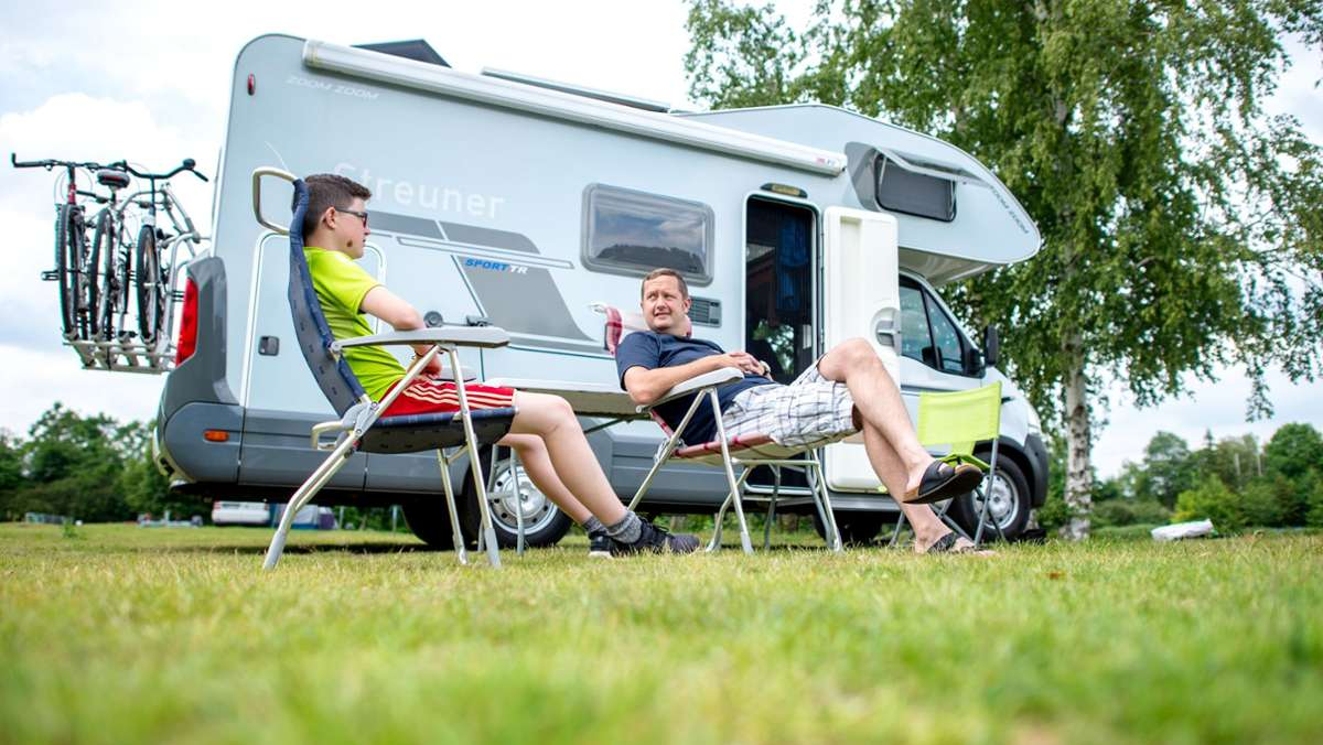Campingurlaub: Zehn Tipps für Wohnmobil-Neulinge - Wissen