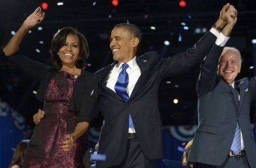 Obama bejubelt four more years