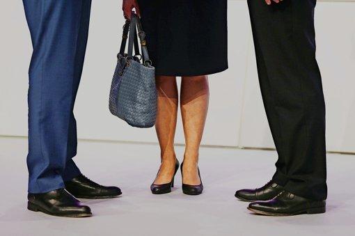 Union schwächt die Frauenquote ab