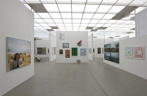 Könnte aber doch - noch bis 22.9. im Württembergischen Kunstverein