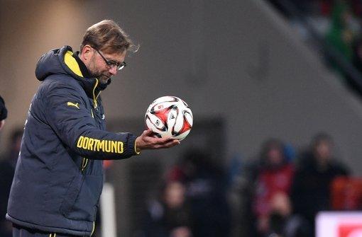 Borussia Dortmund ist wieder Letzter