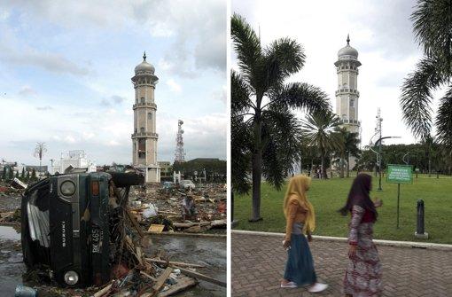 Zehn Jahre nach dem Tsunami