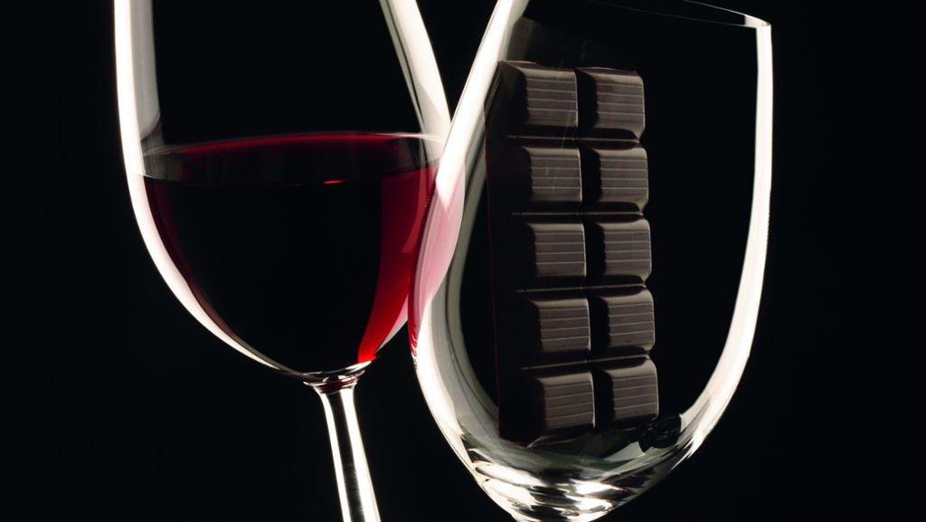 abnehmen mit rotwein und knoblauch