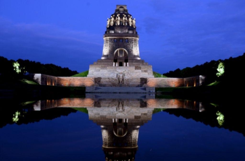 völkerschlachtdenkmal höhe