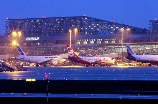 8.2.: Winterdienst rutscht in Tupolev