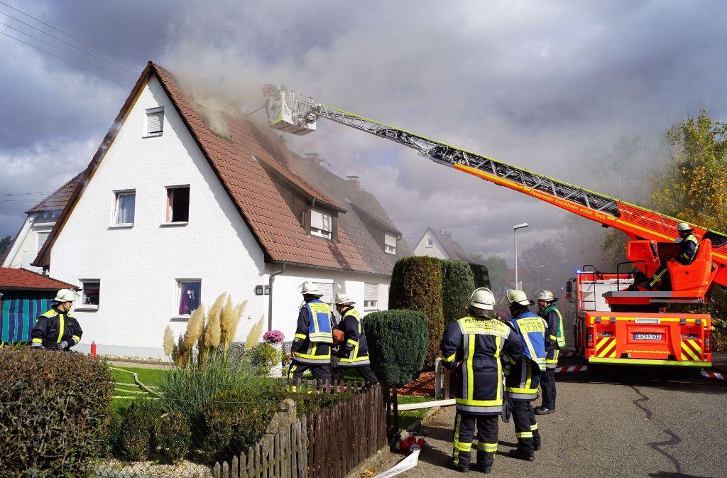 kirchheim unter teck drei verletzte bei brand wegen defekter fritteuse landkreis esslingen. Black Bedroom Furniture Sets. Home Design Ideas