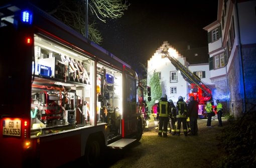 Brand fordert sechs Verletzte