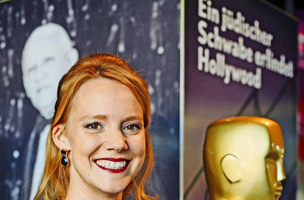 """Schauspielerin Nina Rausch:: """"Ich genieße das kreative Klima von ..."""
