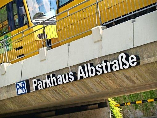 Weniger Parkplätze für Park-and-ride-Nutzer