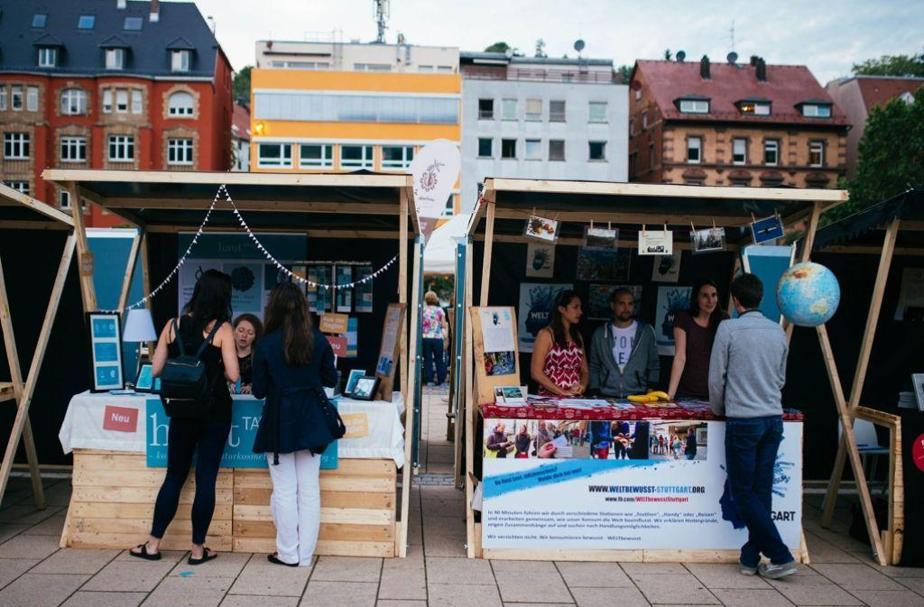 bermorgen markt in stuttgart nachhaltig bummeln auf dem marienplatz stuttgart stuttgarter. Black Bedroom Furniture Sets. Home Design Ideas