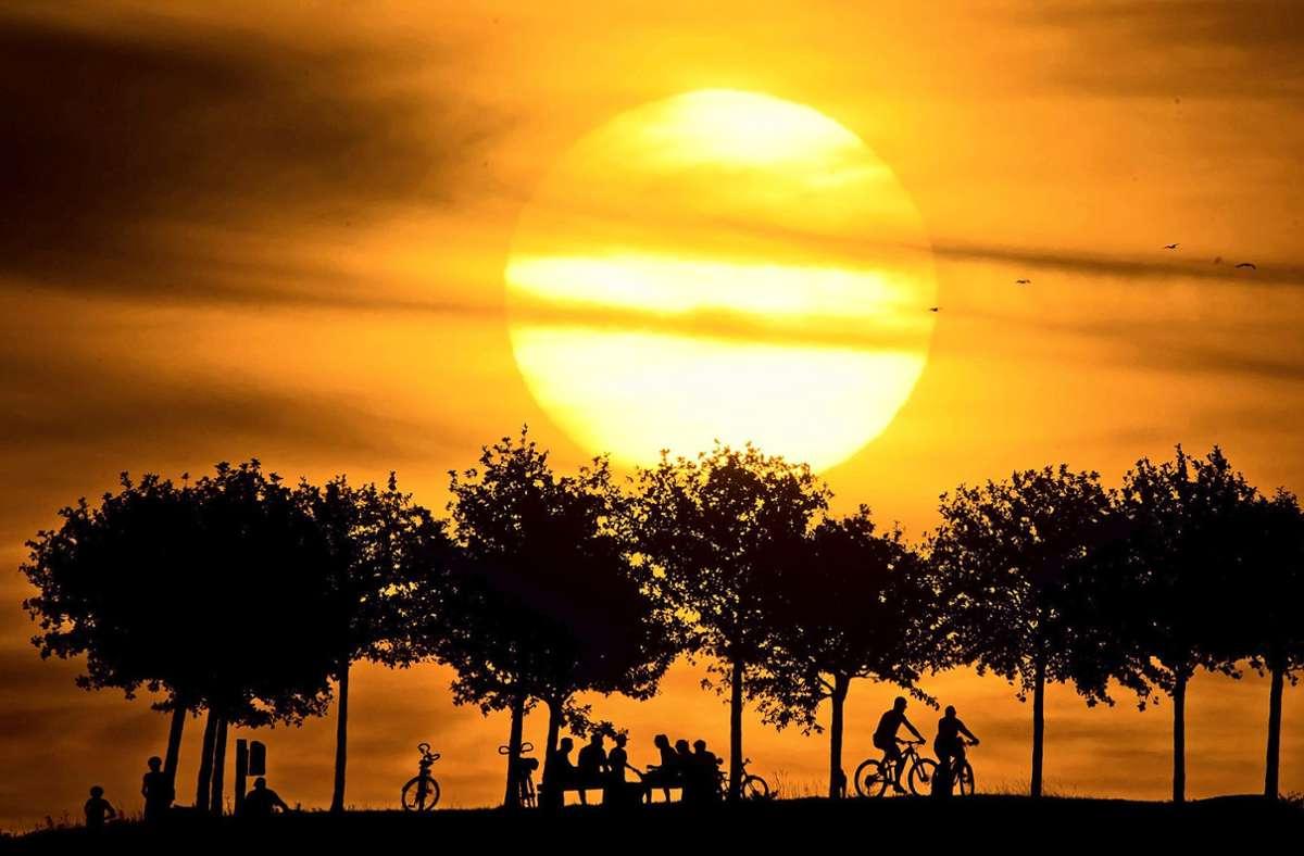Klimawandel: Stuttgart bekommt Fieber