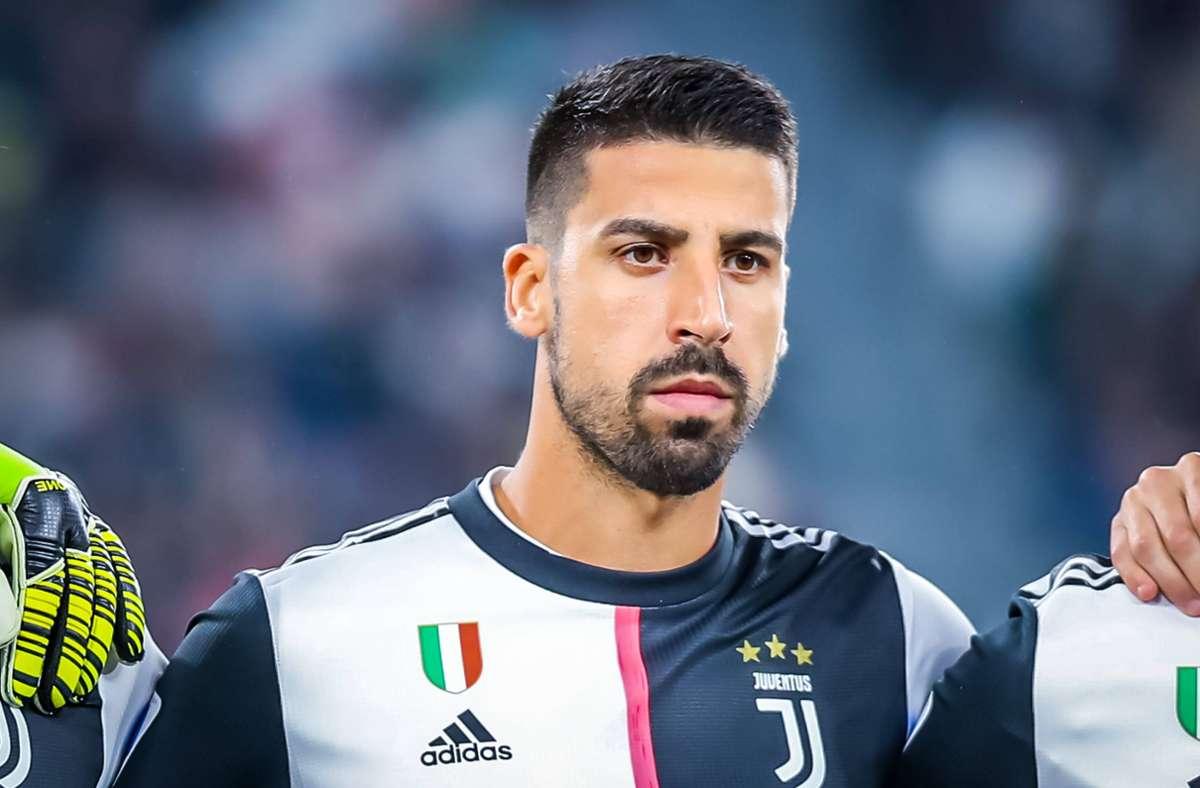 Ex Vfb Profi Sami Khedira Von Juventus Turin Seit Dezember War Alles Frustrierend Fussball Stuttgarter Zeitung