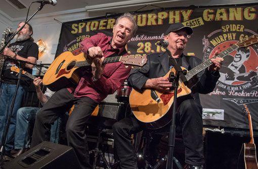 Kirchheim unter Teck: Spider Murphy Gang
