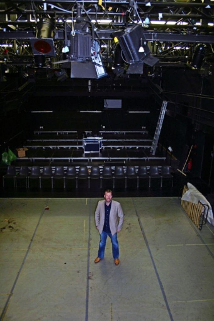 Freie theaterszene im ssb depot die neue spielst tte ist for Depot feuerbach