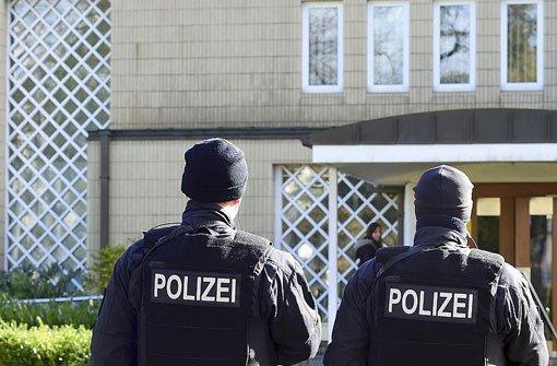 Polizei bleibt in erhöhter Wachsamkeit